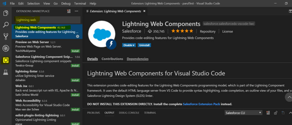 Getting Started with Lightning Web Components and
