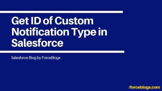 Get ID of Custom Notification Type in Salesforce